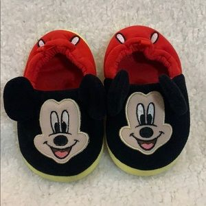 Mickey Mouse House Shoes Slippers